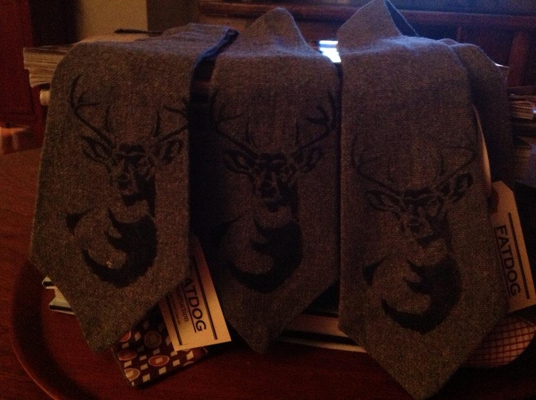 deer ties